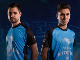 WeskeRR y Scythe, nuevos jugadores de Rainbow Six para Movistar Riders