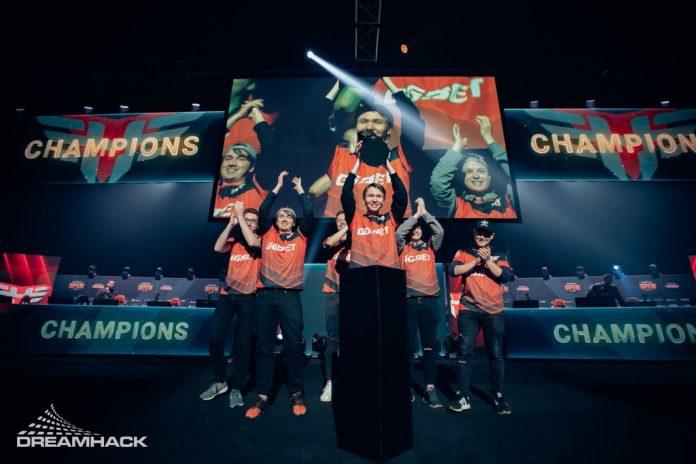 Heroic campeón DreamHack Open Atlanta
