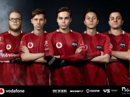 Pro League Finals Rainbow Six Vodafone Giants