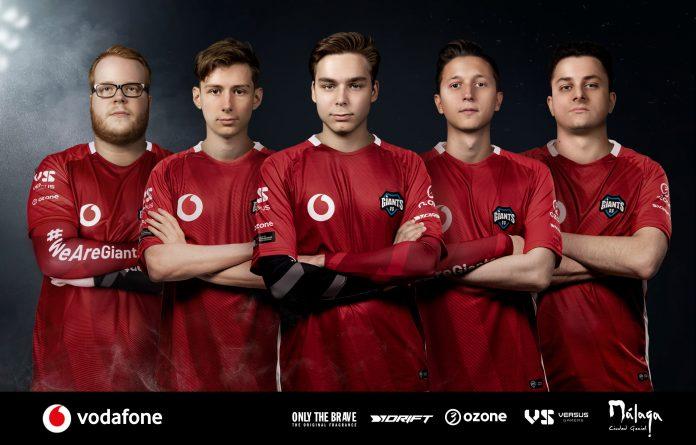 Pro League Finals Rainbow Six Vodafone Giants