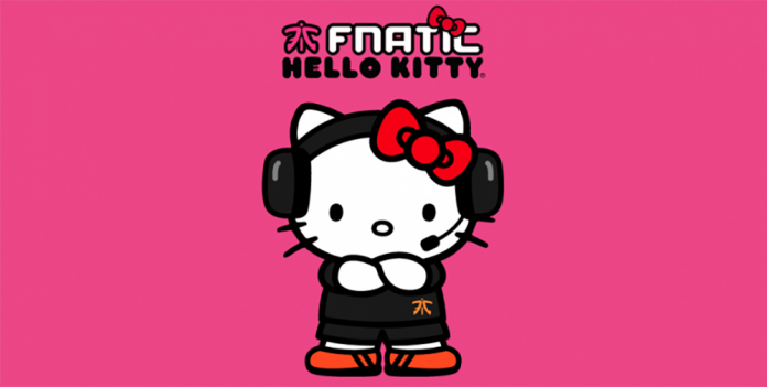 Fnatic Hello Kitty