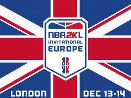 NBA 2K League llega a Europa