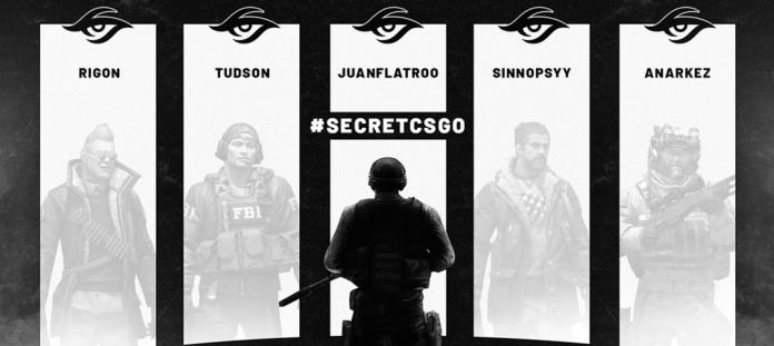 Team Secret entra en CS:GO