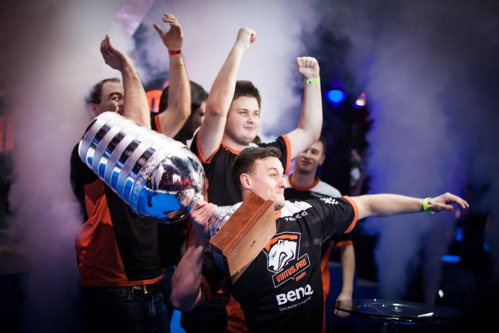 Virtus.pro ganó el Major de Katowice en 2014