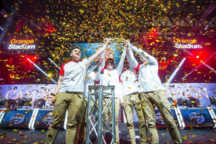 MAD Lions, campeones de la Iberian Cup