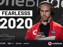 """Miguel """"FearlessS"""" Santos Giants 2020"""