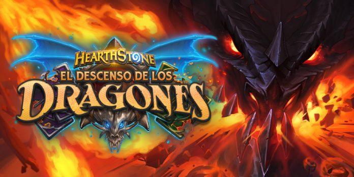El Descenso de los Dragones, la nueva expansión de Hearthstone