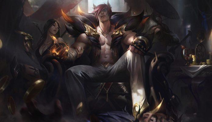 Sett el nuevo luchador de League of Legends