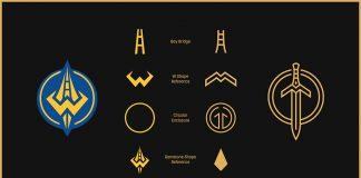 Nuevo logo de Golden Guardians