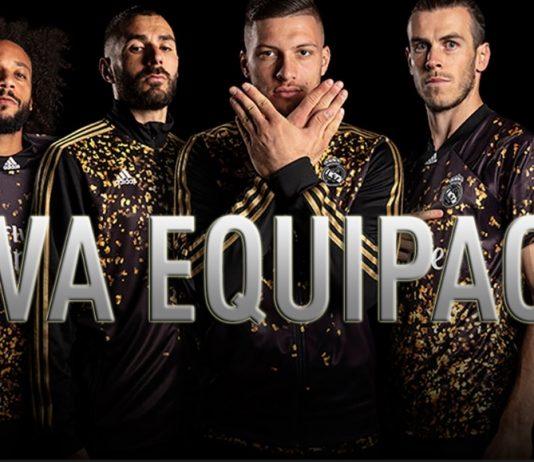 FIFA 20: El Real Madrid lanza su nueva camiseta