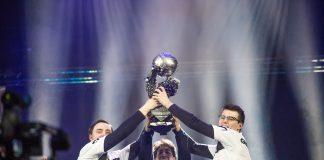 NRG, Campeón del Mundo de Rocket League