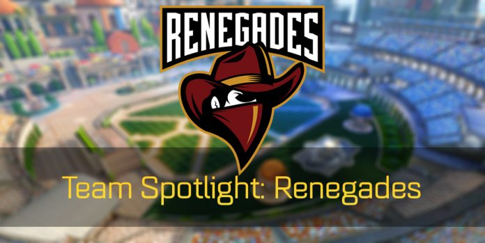 Renegades Rocket League