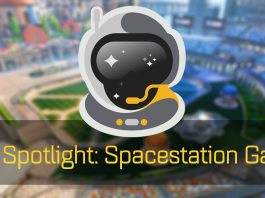 Spacestation Gaming Rocket League