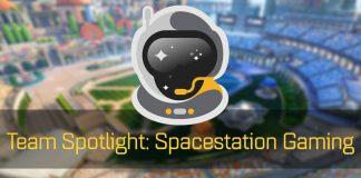 Spacestation Gaming Rocket League