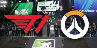T1 entra en Overwatch Contenders Korea