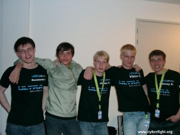 Virtus.pro sorprendió en la ESWC de 2004