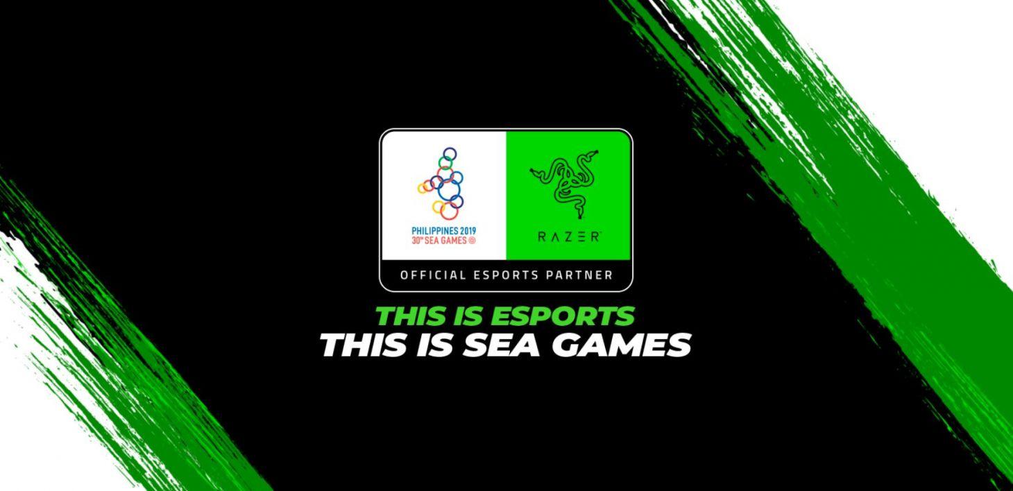 Razer patrocinador de los Juegos Olímpicos del Sudeste Asiático