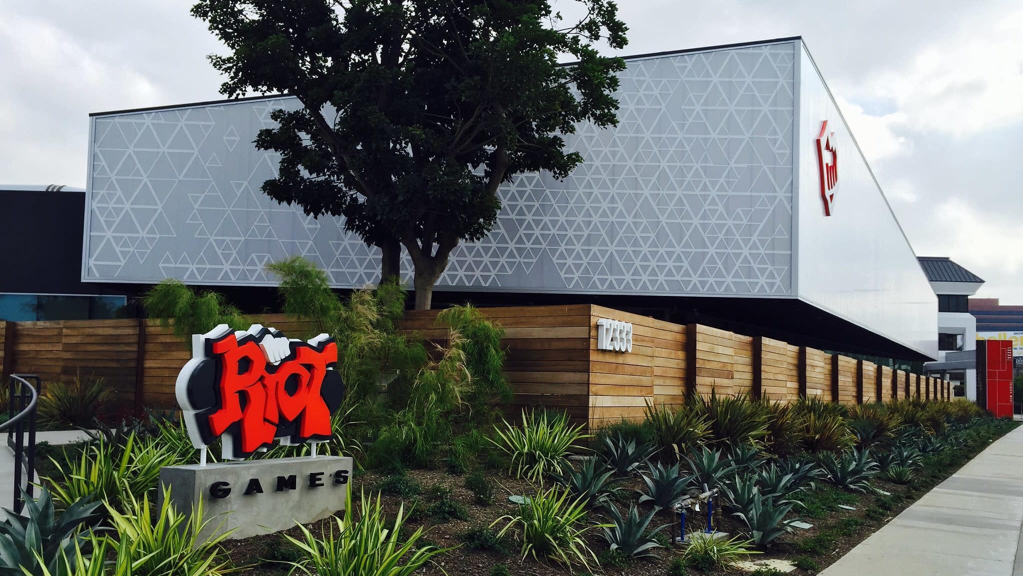Oficinas de RIot Games en California