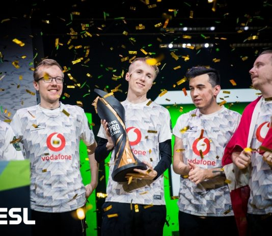 mousesports, campeón de la ESL Pro League 10