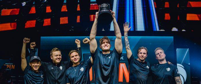 North, campeón de la DreamHack Open Sevilla