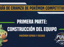 Guía de crianza de equipos Pokémon competitivo: Construcción del equipo.