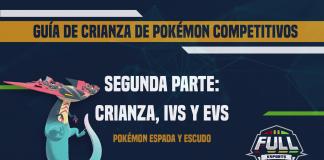 Guía de crianza de equipos Pokémon competitivo:s: Crianza