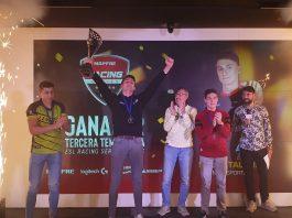 Salva Talens, campeón de ESL Racing Series MAPFRE