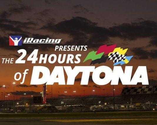 Todo preparado para las 24 horas de Daytona en iRacing.