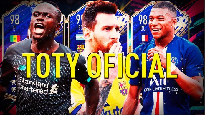 El TOTY arranca con Messi, Mbappé y Mané.