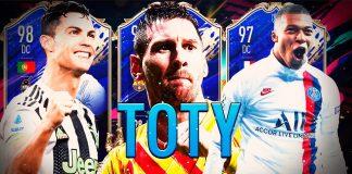FIFA 20: Los TOTY llegan a Ultimate Team.