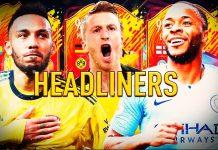 Nuevos Headliners: Reus,Auba y Sterling como estrellas.