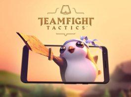 Temfight Tactics dispositivos móviles