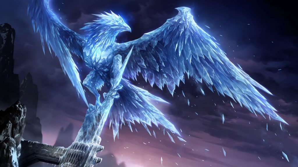 Anivia Legends of Runeterra