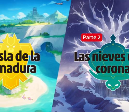 Dos nuevas expansiones llegarán a Pokémon Espada y Escudo