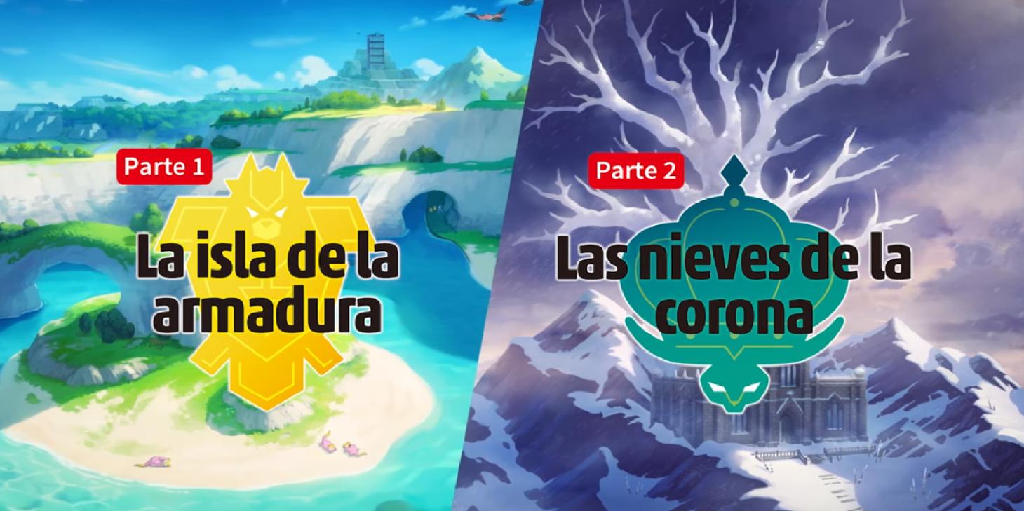 Resultado de imagen para Las nieves de la corona pokemon