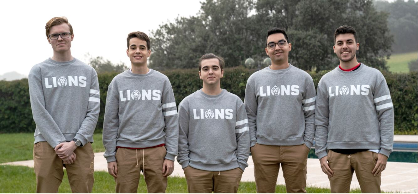 Quinteto para la próxima temporada de Superliga Orange de Mad Lions