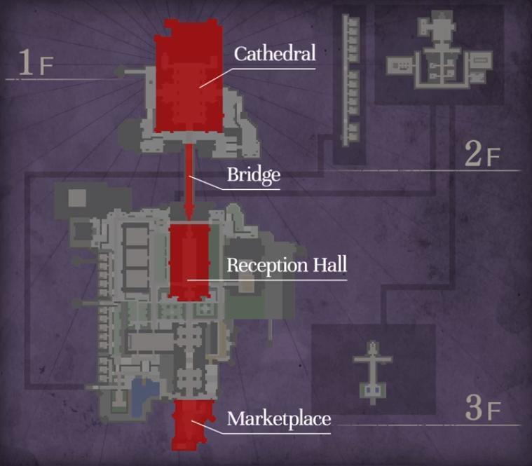 Mapa catedral