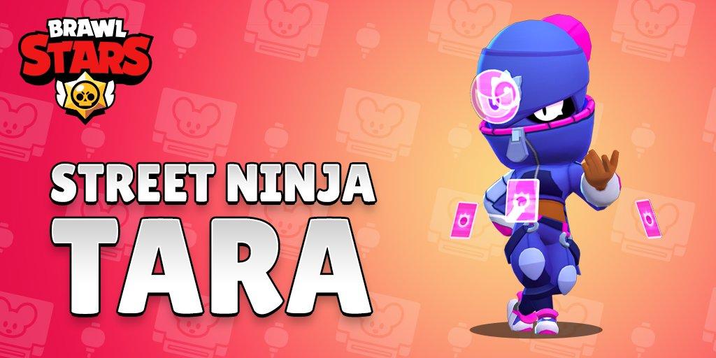 Street Ninja Tara
