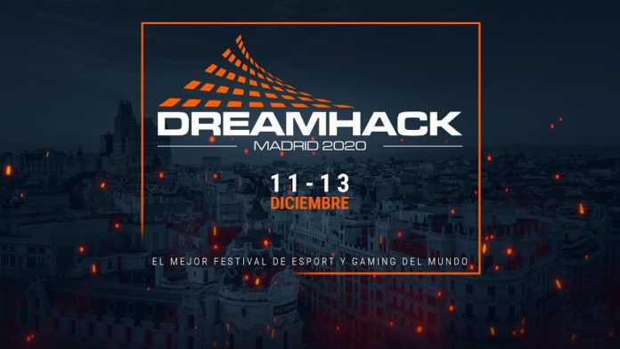 DreamHack Madrid 2020
