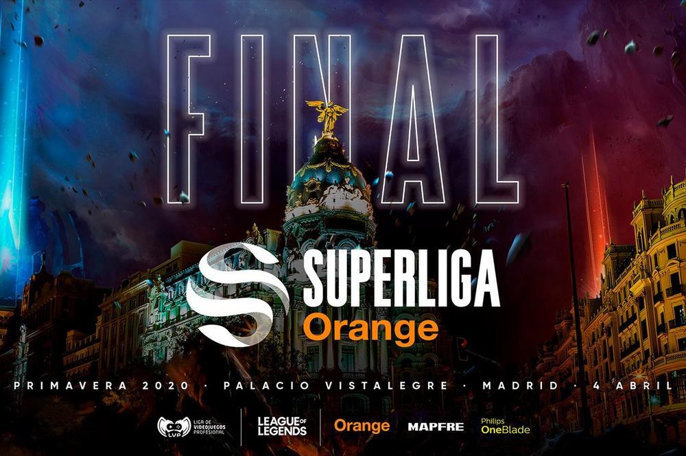 Vistalegre se cancela, la final de Superliga Orange se disputará online - Full Esports