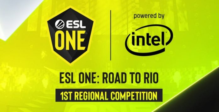 ESL One: Road to Rio