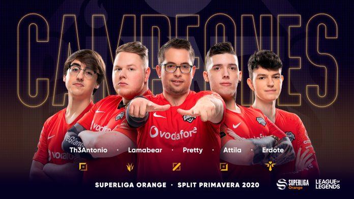 vodafone giants campeón superliga orange