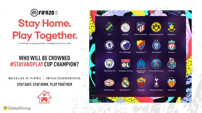 FIFA 20 Stay and Play
