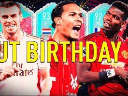 """Van Dijk y Pogba lideran el """"Fut Birthday"""" dos"""