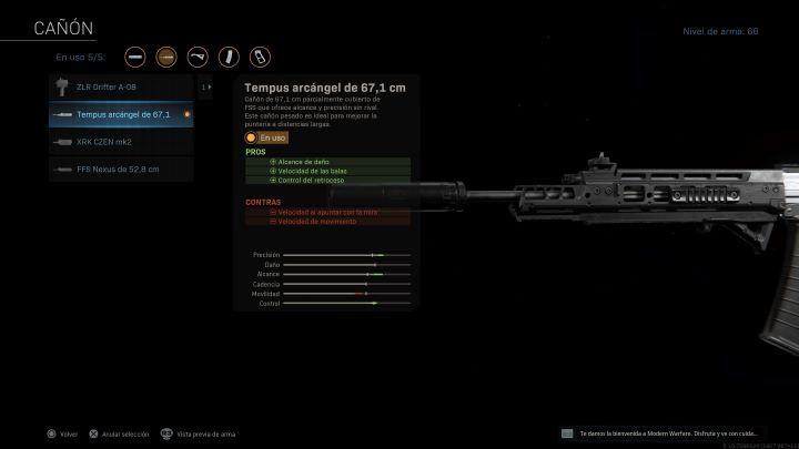 Mejores accesorios para Warzone