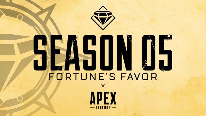 Temporada 5 de Apex Legends
