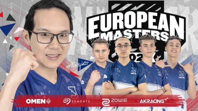 LDLC OL gana la european masters
