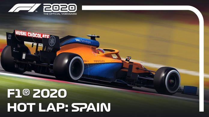 El F1 2020 saldrá en julio.