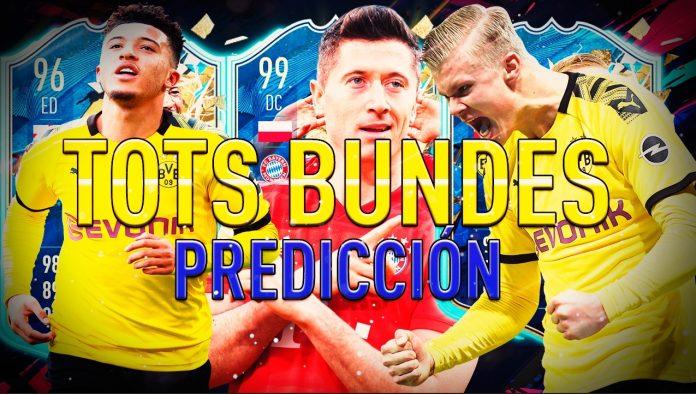 Los TOTS de la Bundesliga se aproximan para este viernes