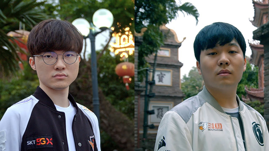 Faker / Rookie